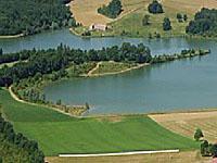 Озеро Лубе (Аквитания, Ло-э-Гарона)