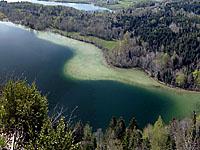 Озеро Маклю (Франш-Конте, Юра)