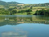 Озеро Маден (Рона-Альпы, Рона)
