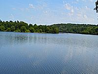 Озеро Миале (Аквитания, Дордонь)