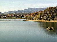 Озеро  Водохранилище Мишельбах (Эльзас, Верхний Рейн)