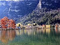 Озеро Нантюа (Рона-Альпы, Эн)