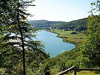 Озеро Нарле (Франш-Конте, Юра)