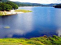 Озеро Паннесьер (Бургундия, Ньевр)