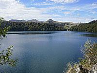 Озеро Павен (Овернь, Пюи-де-Дом)