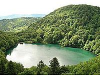 Озеро Перш у Стернсе (Эльзас, Верхний Рейн)