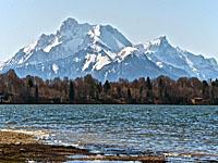 Озеро Петише (Рона-Альпы, �зер)