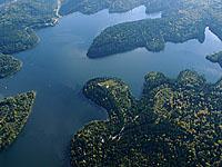Озеро Пьер-Персе (Лотарингия, Мёрт-э-Мозель)