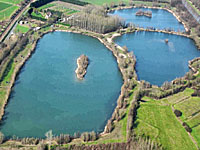 Озеро Пимпре (Пикардия, Уаза)
