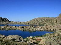 Озеро Рабюон (Прованс-Альпы-Лазурный берег, Приморские Альпы)