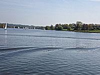 Озеро Рибу (Земли Луары, Мен и Луара)