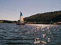 Озеро Руссе (Франш-Конте, Юра)