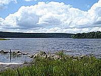 Озеро Сент-Аньян (Бургундия, Ньевр)
