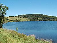 Озеро Сен-Фрон (Овернь, Верхняя Луара)