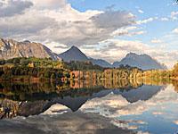 Озеро Сент-Элен (Рона-Альпы, Савойя)
