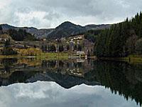Озеро Сен-Марсиаль (Рона-Альпы, Ардеш)