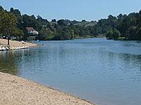 Озеро Сен-Пе (Аквитания, Атлантические Пиренеи)