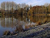 Озеро Сольс-ле-Шартрё (�ль-де-Франс, Эссон)