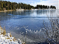 Озеро Сервьер (Овернь, Пюи-де-Дом)