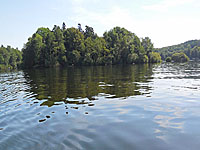 Озеро Сетон (Бургундия, Ньевр)