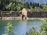Озеро Силан (Рона-Альпы, Эн)