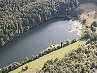 Озеро Вернуа (Франш-Конте, Юра)