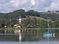 Озеро Виньен (Шампань-Арденны, Верхняя Марна)