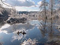 Озеро Вирмон (Франш-Конте, Юра)