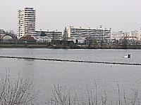 Озеро Вири-Шатийон (�ль-де-Франс, Эссон)