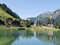 Озеро Вон (Рона-Альпы, Верхняя Савойя)