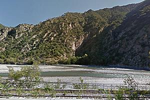 Горные склоны в Приморских Альпах