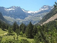 Пик де ла Муния (Пиренеи)