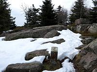 Гора Роше де Мюциг (Вогезы)