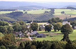 Гора Барак-де-Фретюр (Арденны)