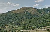 Гора Крет де Бланден (Центральный массив)