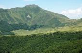 Гора Пюи де Пейр-Арсе (Центральный массив)