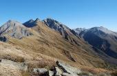 Гора Пюи де Санси (1885 м.) - высочайшая точка Центрального массива