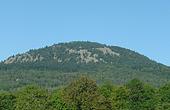 Гора Теставуар (Центральный массив)