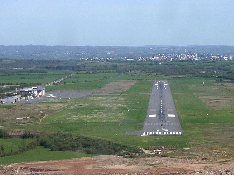 Аэропорт Родез-Авейрон (Aéroport de Rodez-Aveyron)