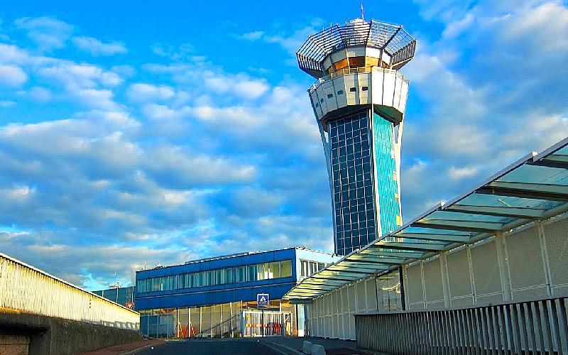 Аэропорт Орли в Париже