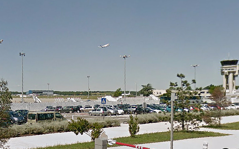 Аэропорт Тулуза Бланьяк
