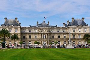 Здание Сената в Париже