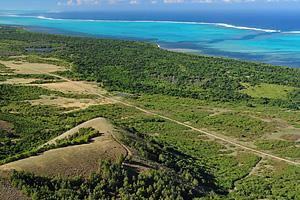 Новая Каледония - особое заморское административное образование Франции