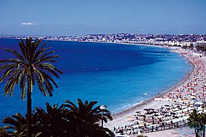 Пляжи на юге Франции