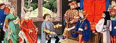 Франкское государство Меровингов (V-VII в.в.)