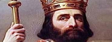 Франкское государство Каролингов (VIII в.)