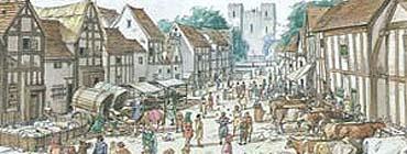 Социально-экономическое развитие Франции в XI - XIII в.в.
