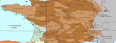 Франция накануне Столетней войны (пер.пол. XIV в.)