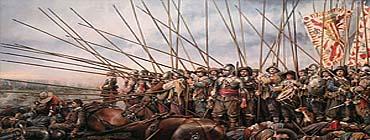 Франция в первой половине XVII века. Тридцатилетняя война (1618-1648 г.г.)