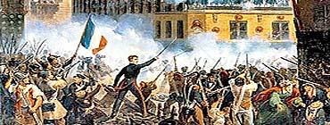Франция в 1814-1830-х годах. Реставрация династии Бурбонов